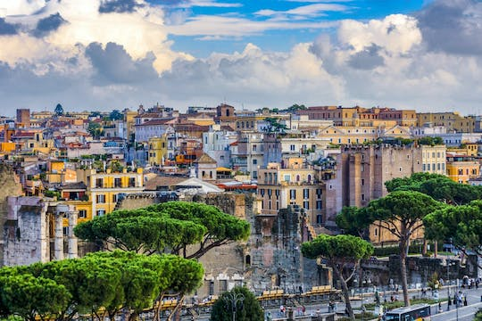 Rome highlights small-group walking tour