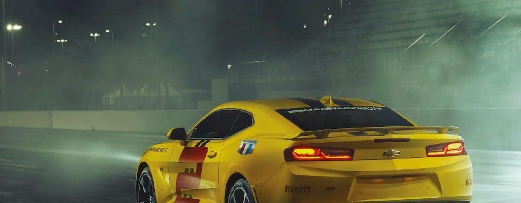 Expérience de conduite en dragster Chevrolet Camaro