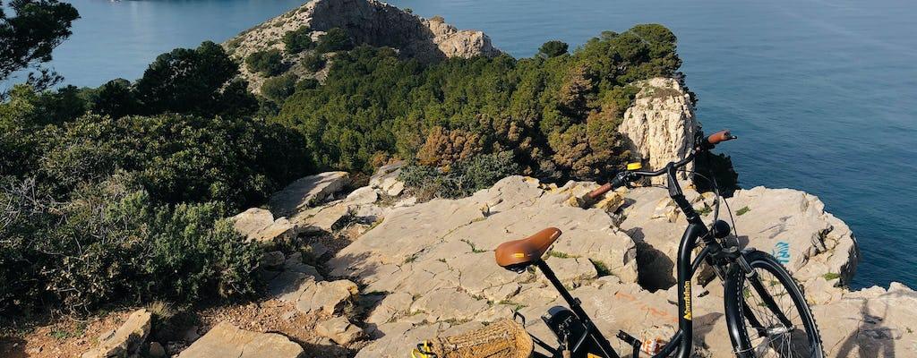 Tour en bicicleta eléctrica por la Costa Brava desde Barcelona