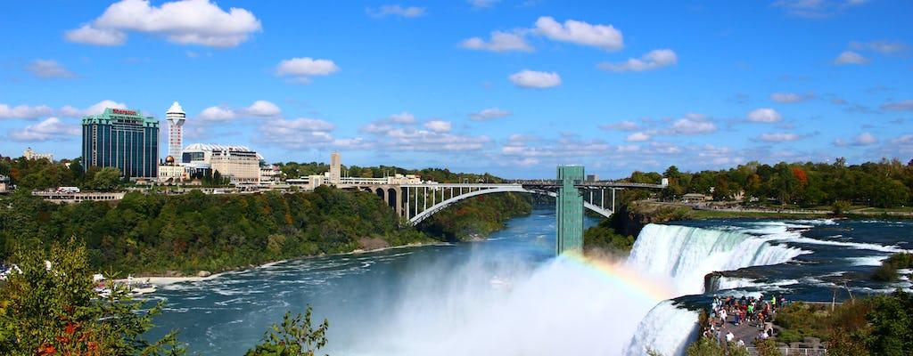 Best of Niagara Falls, USA, prywatna bezpieczna wycieczka