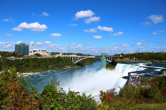 Best of Niagara Falls, USA tour