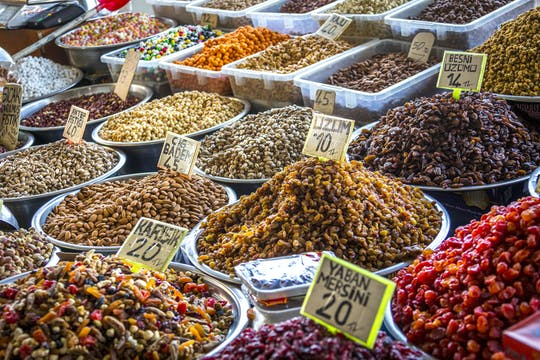 Mavisehir Market Night Tour