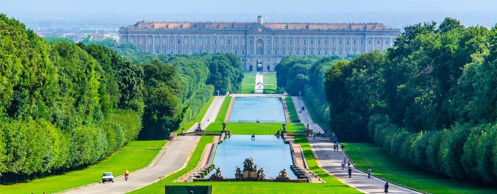 Tagesausflug zum Königspalast Caserta ab Neapel
