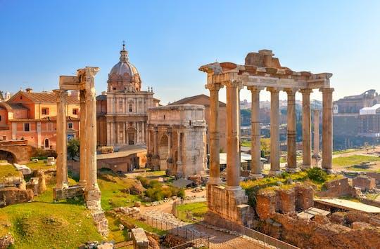 Klassieke Segway-tour door Rome