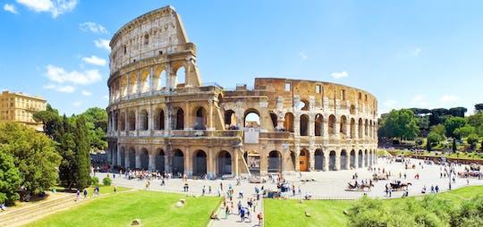 Historische rondleiding door Rome per segway