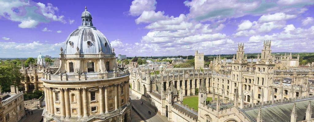 Jednodniowa wycieczka z Londynu do Oxfordu, Stratford i Cotswolds