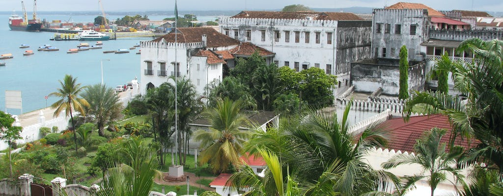 Historic Stone Town and Spice Plantation private tour