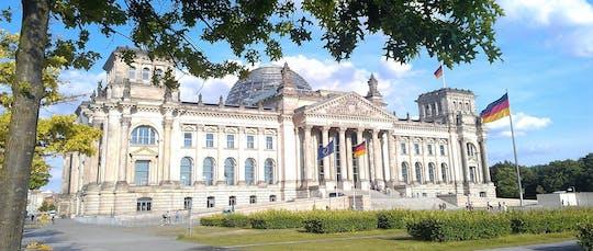 Parlamentsviertel-Tour inklusive Besuch des Reichstags mit Plenarsaal und Kuppel