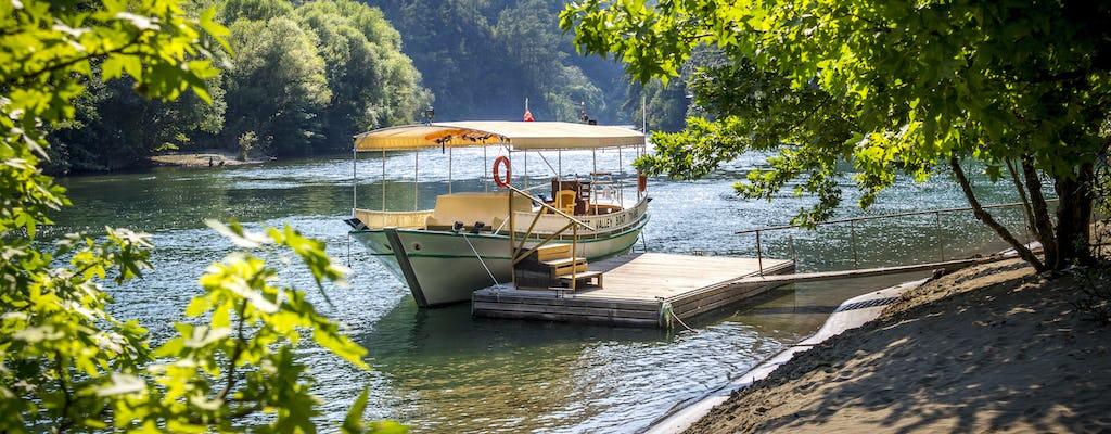Balade en bateau à Secret Valley & Gocek