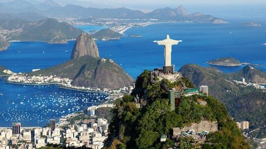 Escursione a Rio Shore con Cristo Redentore di van, Sugarloaf, Maracana, Sambadrome, Selaron e pranzo