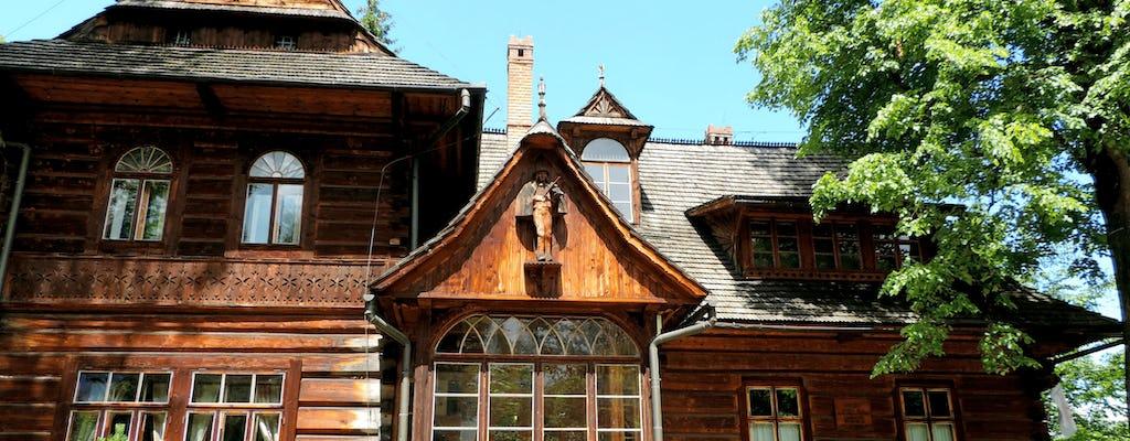 Zakopane and Tatra Mountains guided tour from Krakow