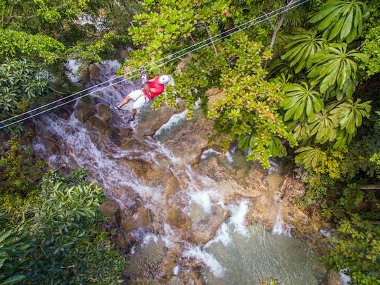 River Katamarantour & Zipline Adventure