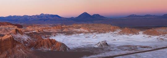 Mond- und Death Valley-Tour von San Pedro de Atacama
