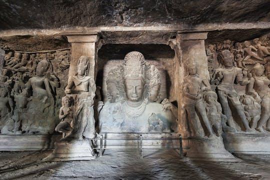 Śledzenie historii w jaskiniach Elephanta