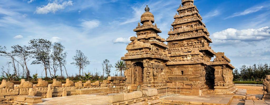 Experiencing the mystical town of Mahabalipuram