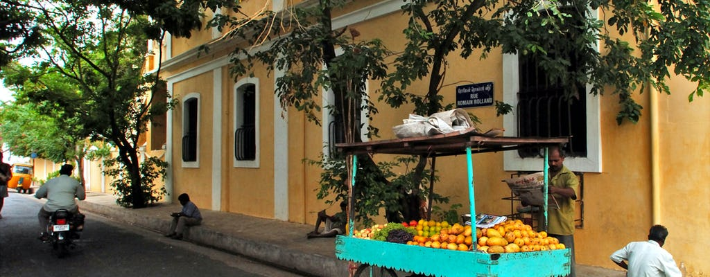 Experiencing the charms of Pondicherry