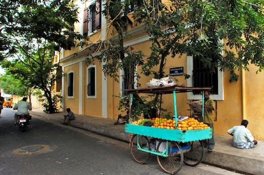 Experimentando os encantos de Pondicherry