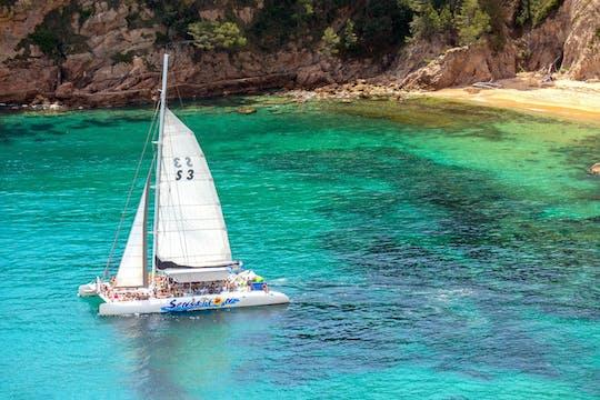 Sensation Catamaran Cruise