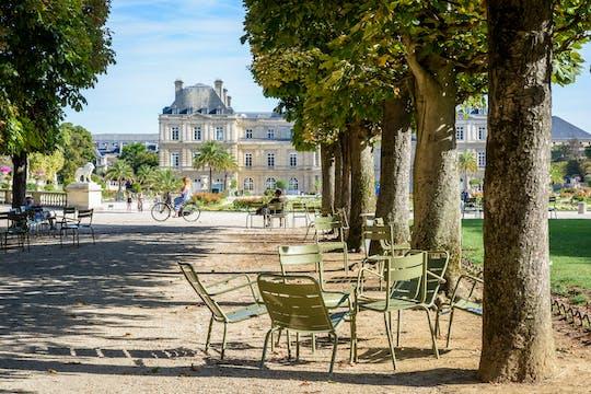 Tour guidato in bici degli angoli nascosti più incantevoli di Parigi