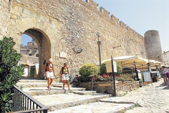 Girona i Tossa