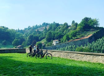 Bergamo E-bike tour