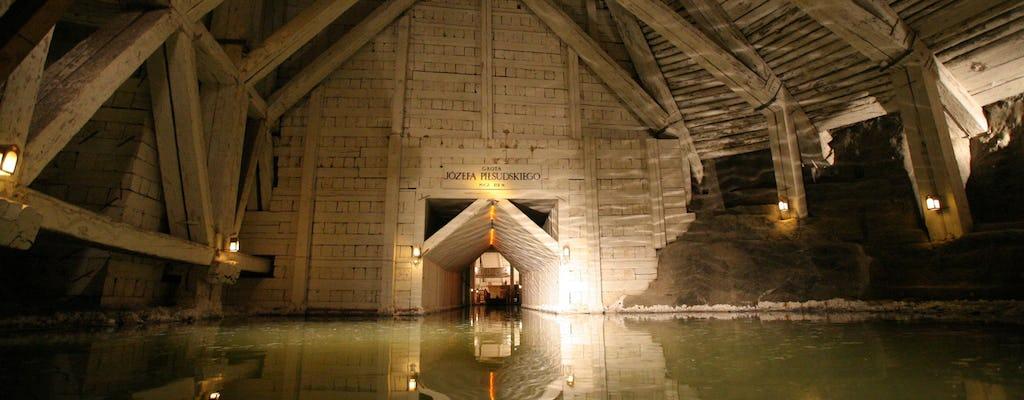 Visita guiada a la mina de sal de Wieliczka