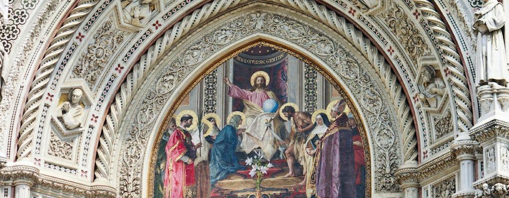 Pase artístico de un día en Florencia para el Duomo, los Uffizi y la Academia