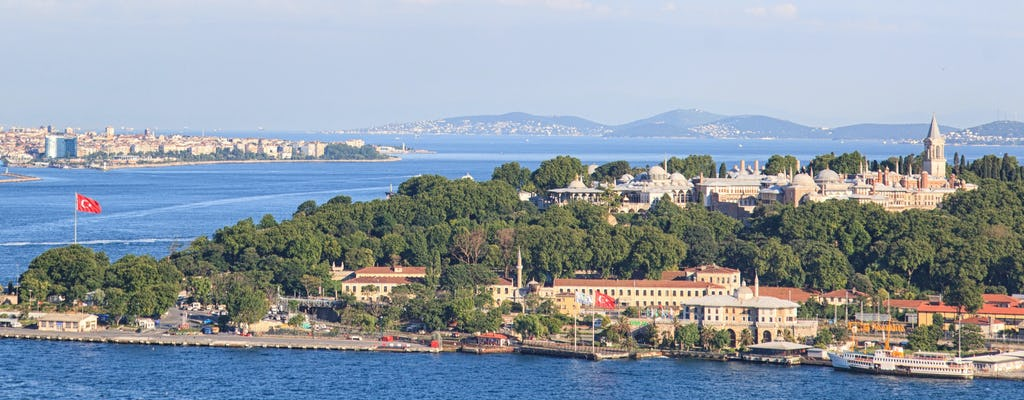 Boleto sin colas con visita guiada al Palacio de Topkapi en Estambul