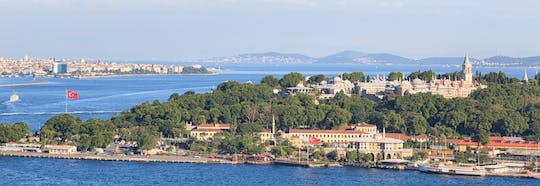 Skip the line ticket with guided tour to Topkapı Palace in Istanbul