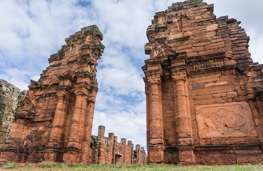 San Ignacio Jesuit Mission and Wanda Mines full-day tour from Puerto Iguazu