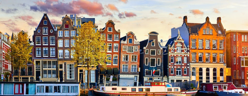 Amsterdam unlimited self-guided tours