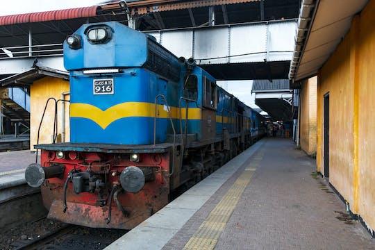 Kandy Tour by Train