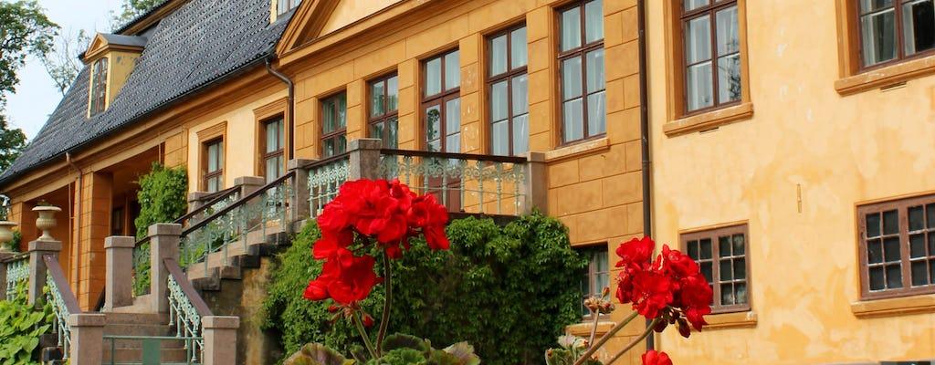 Scopri la storia del tour a piedi di Bogstad Manor