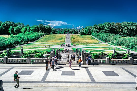 Goditi Vigeland Park in un tour privato
