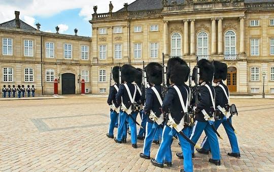 Encuentra al asesino de Amalienborg