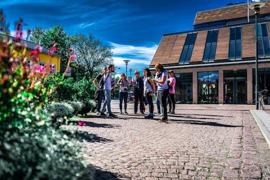 Oslo private city walk