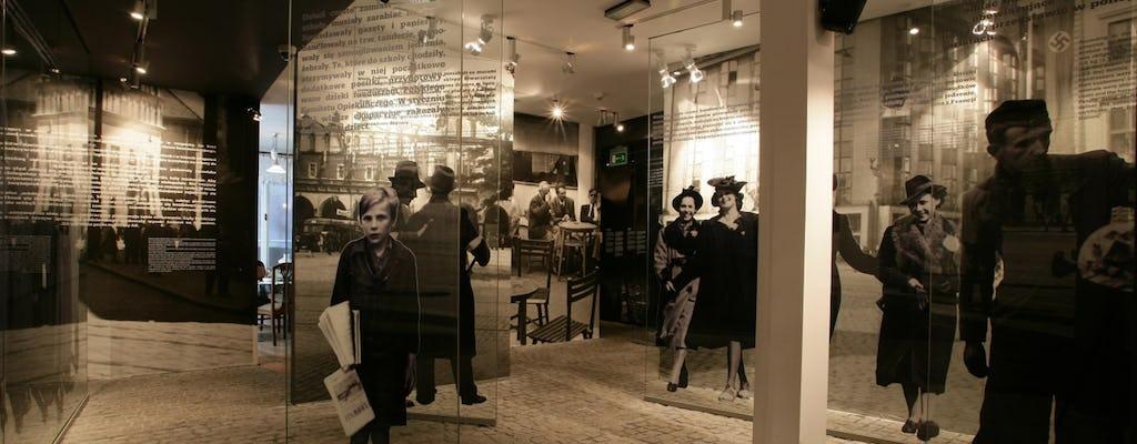 Wycieczka z przewodnikiem po Muzeum Fabryki Schindlera