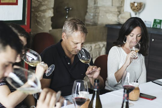 Craft Beer, Wein und Sangria Tour in Barcelona