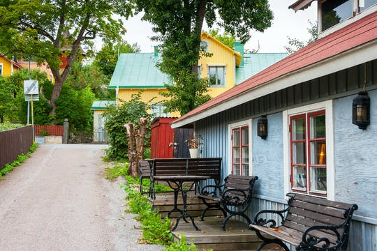 Swedish history's coolest places full-day tour