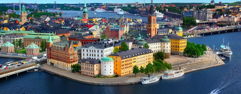 Excursão privada de dia inteiro personalizada em Estocolmo
