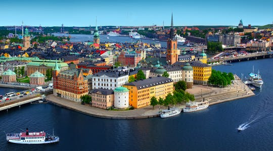 Custom Stockholm full-day private tour