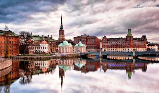 Excursión privada personalizada de medio día a Estocolmo