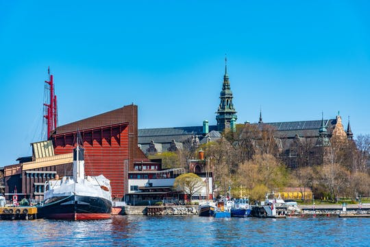 Stockholm city tour with private driver and Vasa Museum