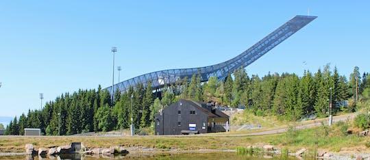 Enjoy a walk to the famous Holmenkollen