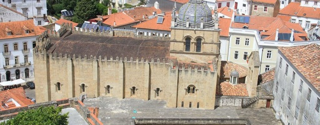 Coimbra Old Town tour