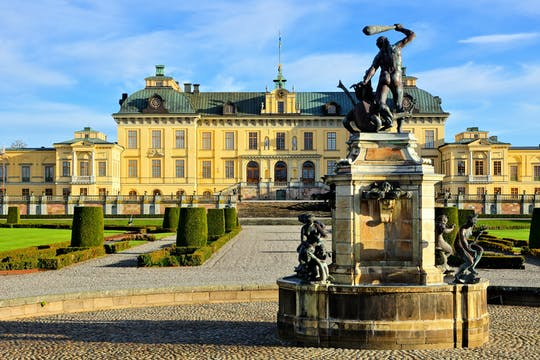 Swedish royal castle private tour