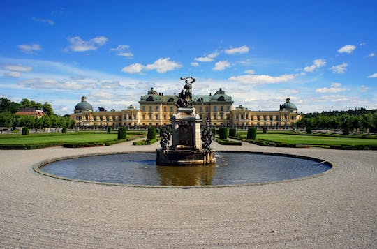 Swedish royal castle public tour