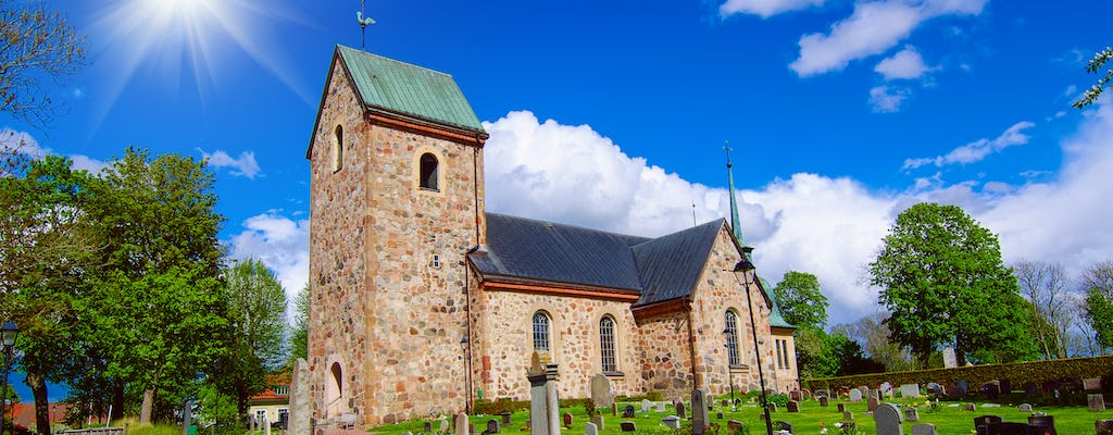 Medieval church history private tour