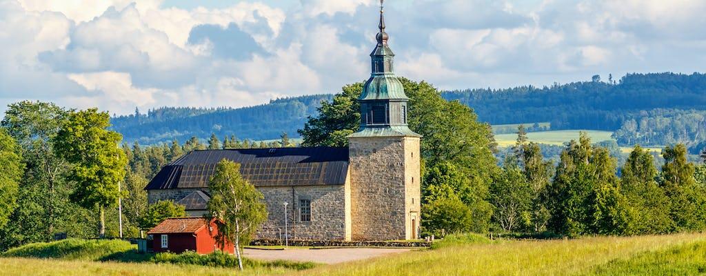 Tour privado sueco de historia y campo