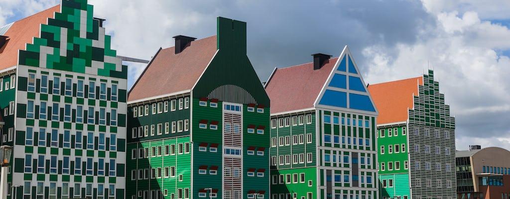 Prywatna holenderska degustacja potraw i historia w Amsterdamie w Zaandam